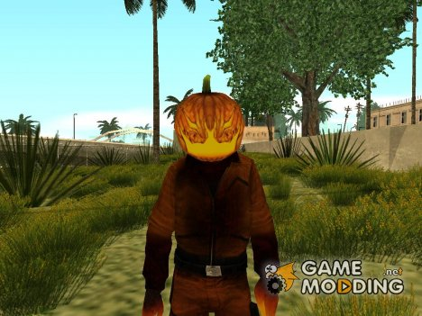 Pumpkinhead for GTA San Andreas