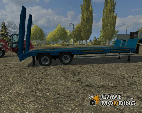 ЧМЗАП 938530-030-MTU для Farming Simulator 2013