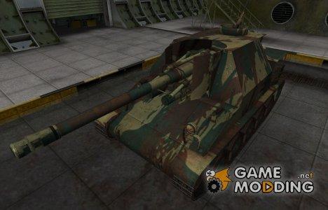 Французкий новый скин для Lorraine 155 mle. 50 для World of Tanks