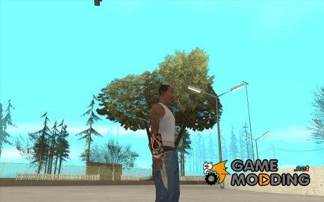 Клинок ассассина для GTA San Andreas