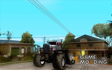 Monsterous Truck для GTA San Andreas