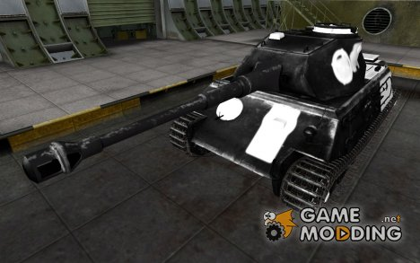 Зоны пробития VK 4502 (P) Ausf. A for World of Tanks