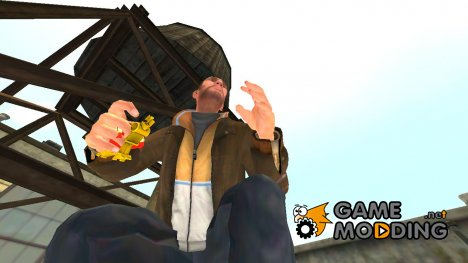 Челюсти для GTA 4