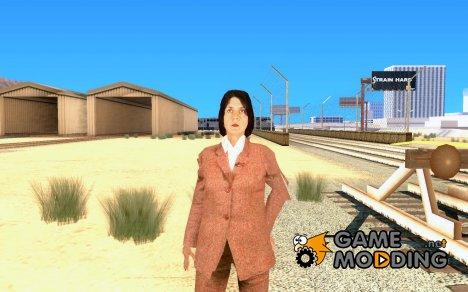 Пенсионерка for GTA San Andreas