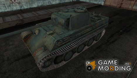 PzKpfw V Panther 23 for World of Tanks