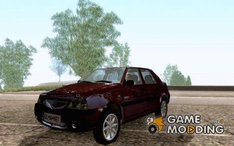 Dacia solenza metro service для GTA San Andreas