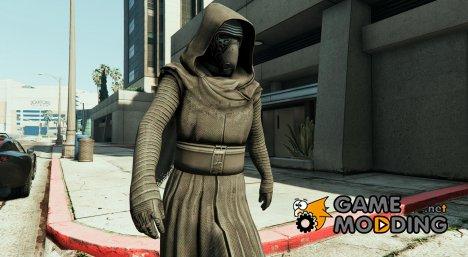Kylo Ren for GTA 5