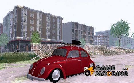 VW Beetle 1966 for GTA San Andreas