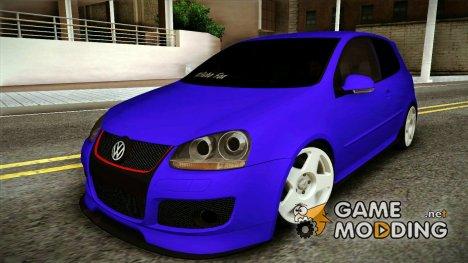 Volkswagen Golf Mk5 GTi Turkish Tuned for GTA San Andreas