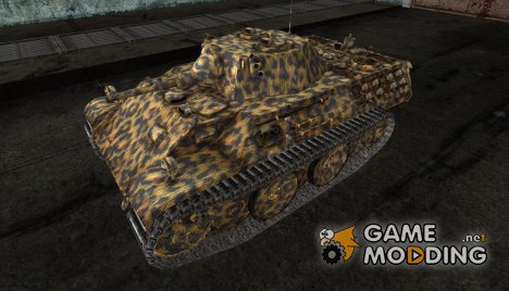 VK1602 Leopard 11 для World of Tanks