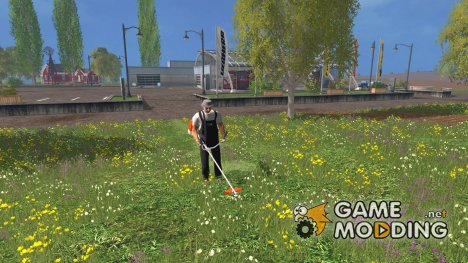 Кусторез «Stihl» for Farming Simulator 2015