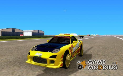 Mazda RX-7 Panspeed Ings for GTA San Andreas