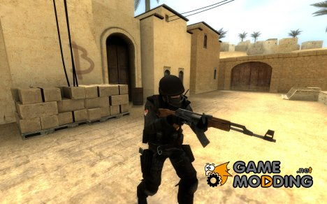 Special Detachment 88 (Densus 88) V1 for Counter-Strike Source