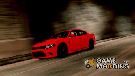 2015 Dodge Charger Hellcat SRT 1.5 для GTA 5