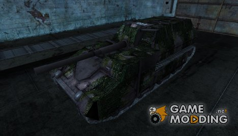 СУ-14 _911_ for World of Tanks