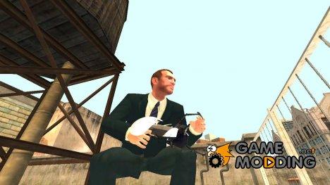 Mini Portal Gun для GTA 4