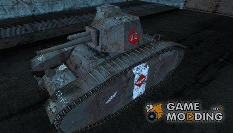 Шкурка для BDR G1B for World of Tanks
