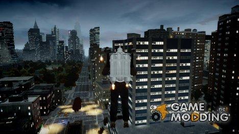Jetpack mod  for GTA 4