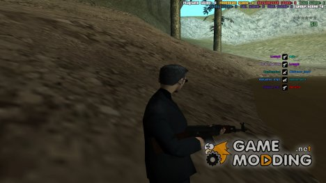 HD Пак оружия for GTA San Andreas