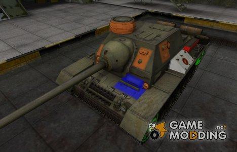 Качественный скин для СУ-85И для World of Tanks