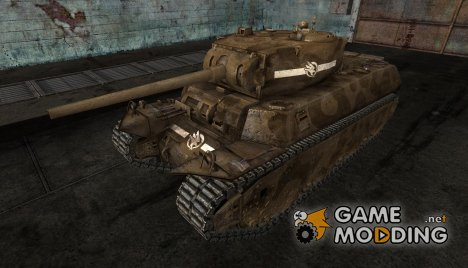 Шкурка для M6 for World of Tanks
