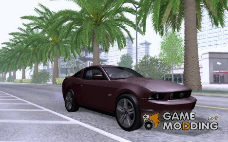 Ford Mustang GT 2011 for GTA San Andreas