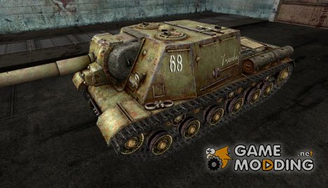 ИСУ-152 Kubana for World of Tanks