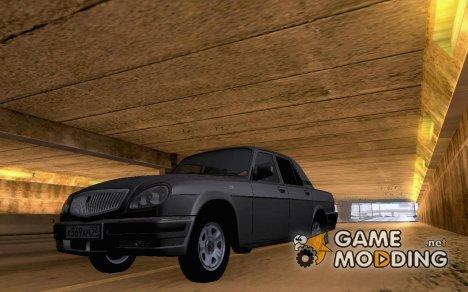 ГАЗ 31105 Волга for GTA San Andreas