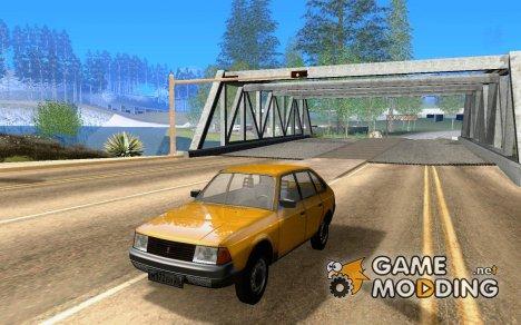 АЗЛК-2141 для GTA San Andreas