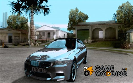 BMW 535i F10 for GTA San Andreas