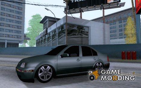 Volkswagen Bora German Style для GTA San Andreas