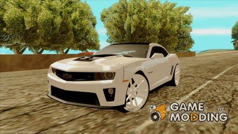 Сhevrolet Camaro ZL1 for GTA San Andreas