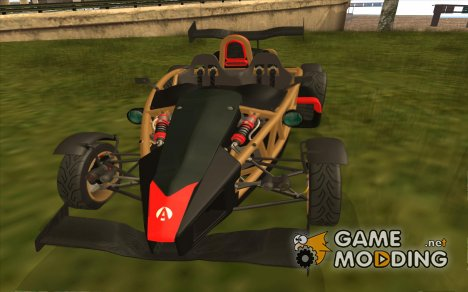 Ariel Atom 500 V8 2012 for GTA San Andreas