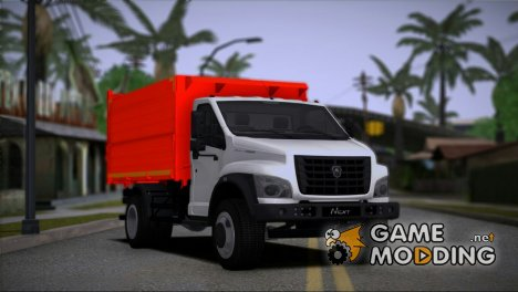 GAZon Next Самосвал Большой for GTA San Andreas