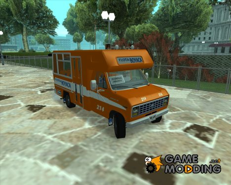 Ford E-150 BUS for GTA San Andreas
