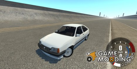 Opel Kadett for BeamNG.Drive