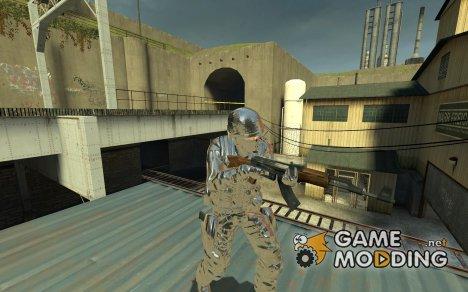 Dark Phonged Urban for Counter-Strike Source