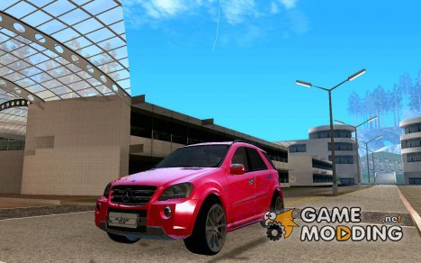 Mercedes Benz ML63 AMG для GTA San Andreas
