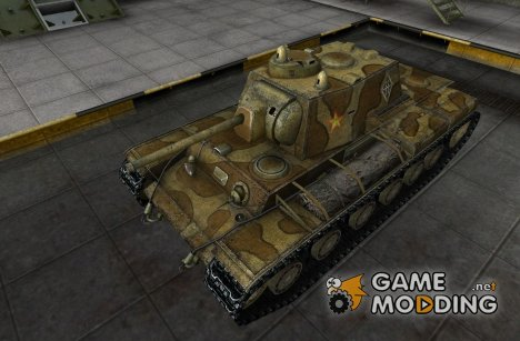 Шкурка для T-150 for World of Tanks