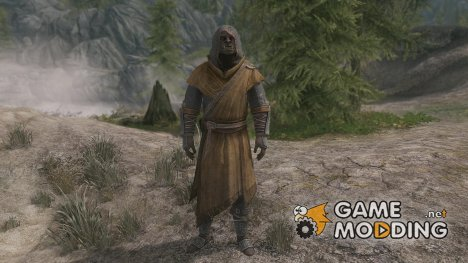 Chainmail Robes для TES V Skyrim