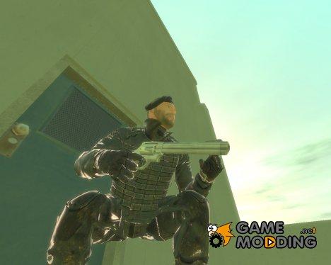 Пак стильного оружия for GTA 4
