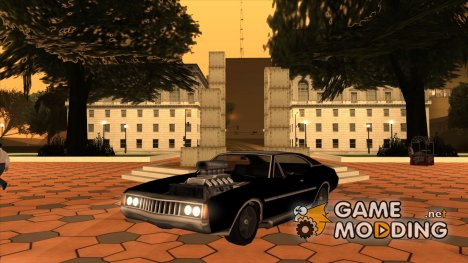 Muscle-Clover BETA V.1 для GTA San Andreas