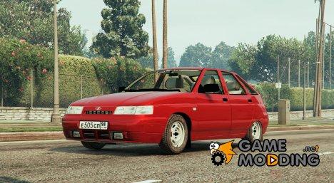 VAZ-2112 (Lada 112) for GTA 5