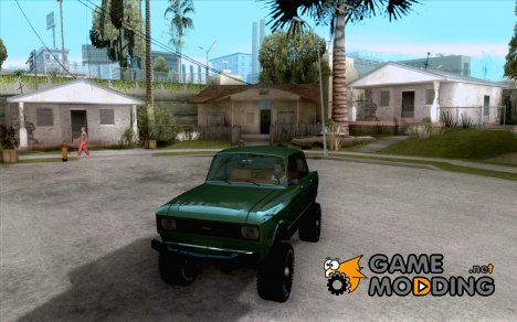 Москвич 412 - 4x4 for GTA San Andreas
