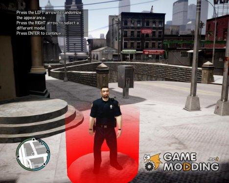 Полицейские Нью-Йорка для GTA 4