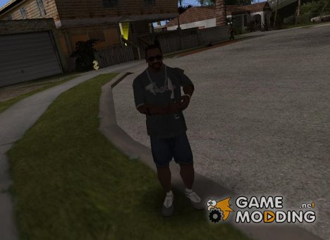 Gta IV to SA: IV Style Weapon Scrolling for GTA San Andreas