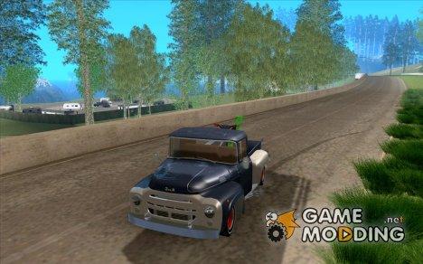 ЗИЛ 130 Fiery Tempe Final for GTA San Andreas