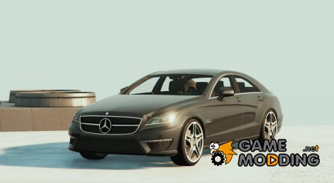Mercedes-Benz CLS 6.3 AMG for GTA 5