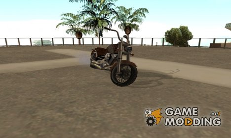 Rat Rod Freeway для GTA San Andreas