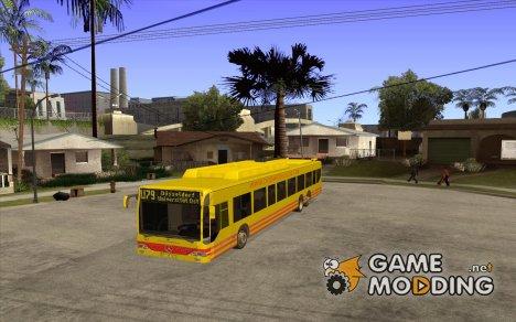 Mercedes Benz Citaro L for GTA San Andreas